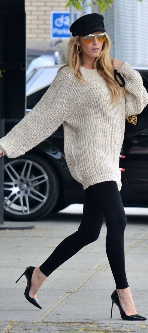 Image result for blake lively street style